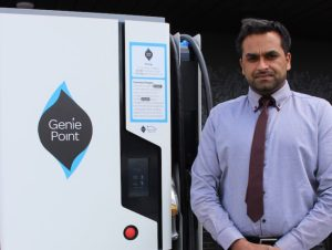 Husnain Khan - Project Delivery Manager - ChargePoint Services Ltd