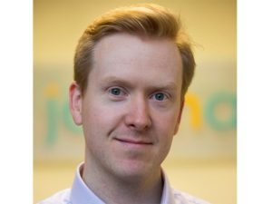 Jaama product manager Andy Bradley