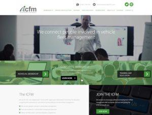 New ICFM website