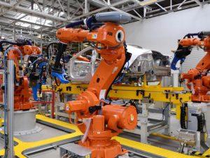 UK car manufacturing rises in July