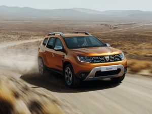 Dacia Duster SUV refreshed