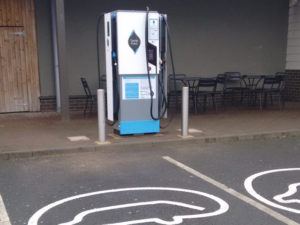 GeniePoint ev charger