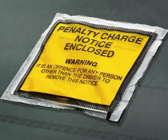 Parking penalties hit new record