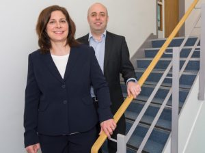 Synergy has appointed Nicola Ech-Channa as director and commercial data analyst while Jean-Paul Levahn is now director of IT and technical services.