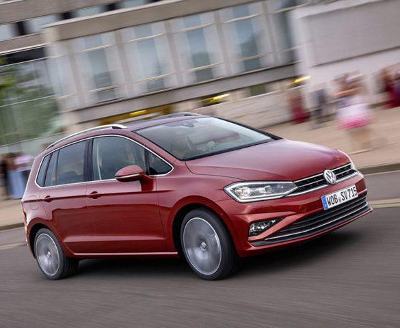 VW Golf Sportsvan facelift to debut at Frankfurt