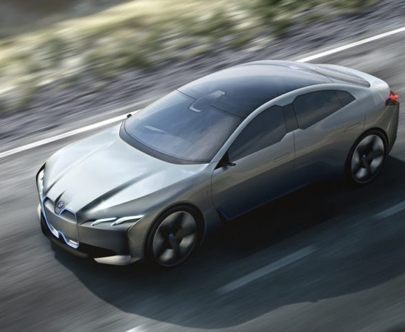 """BMW previews future """"i5"""" with new concept"""