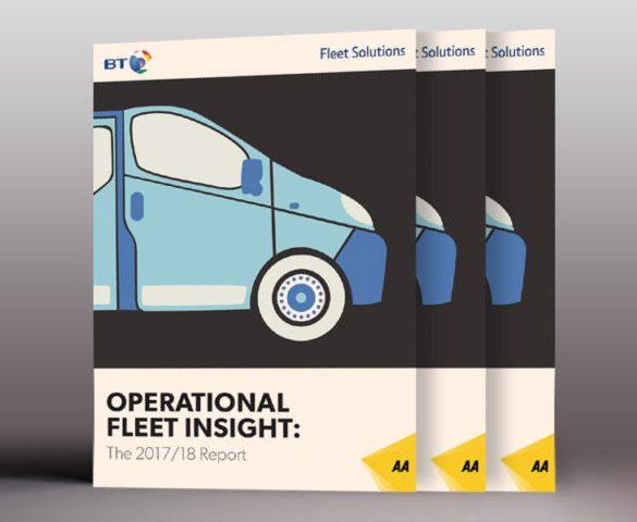 5 key points from BT Fleet Solutions 2017 Operational Fleet Insight Report
