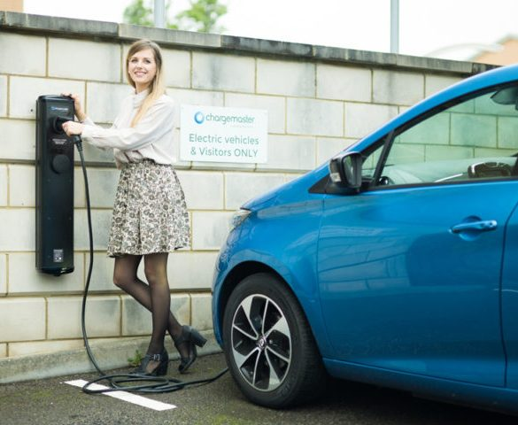 Chargemaster targets fleets with new Powercharge unit