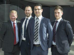 Daimler fleet management's new recruits.
