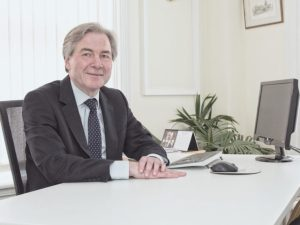 Gerry Keaney, chief executive of the BVRLA