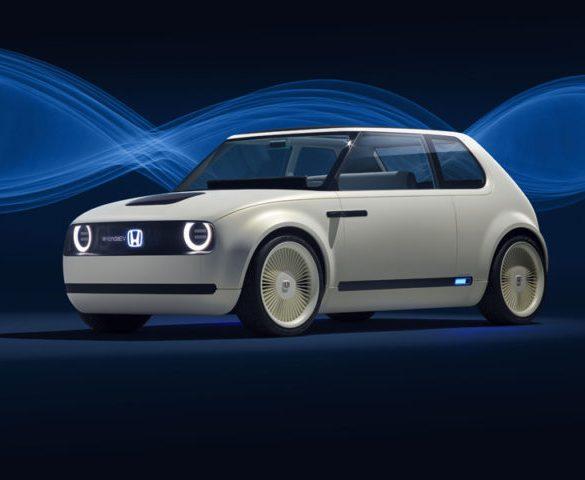 Electric Honda city car due in 2019