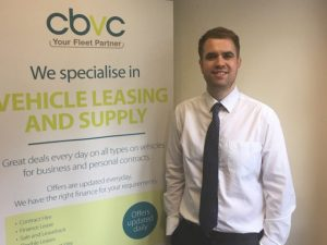 Rick Wilson, newly appointed business development manager at CBVC.