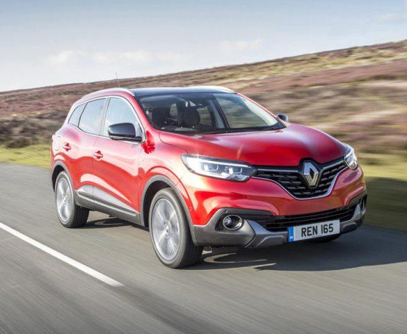 Renault Kadjar gets new petrol engine and CVT gearbox