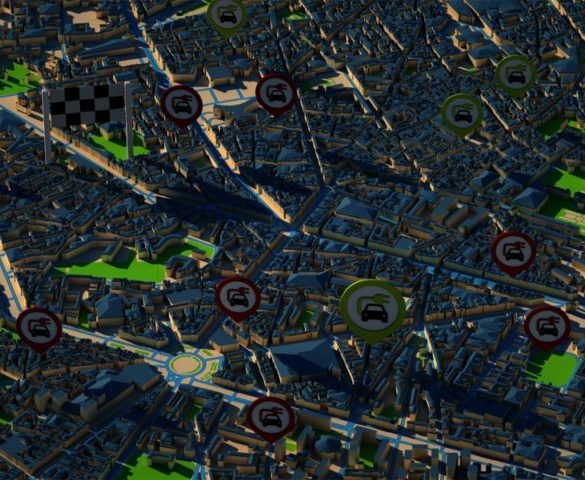 TomTom launches live charging point data service