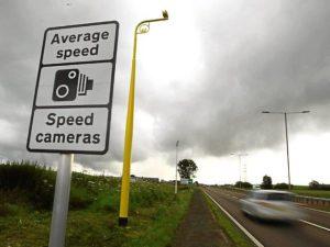 A90 average speed cameras