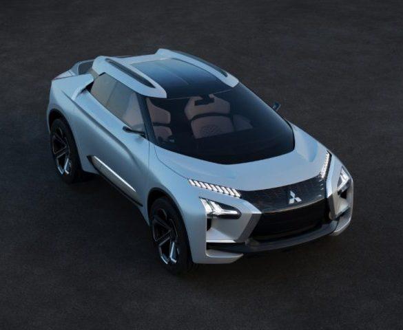 Mitsubishi revives Evolution range, as an EV