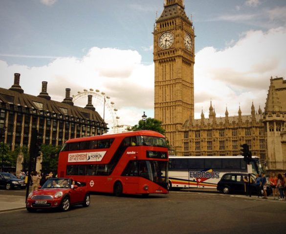 New service to help London fleets identify highest-polluting vehicles