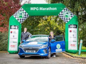 MPG Marathon 2017 Hyundai