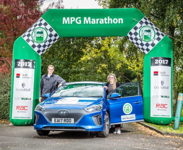 ALD further broadens EV experience at MPG Marathon