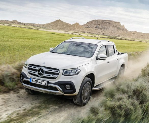 Mercedes-Benz X-Class to put focus on higher specification