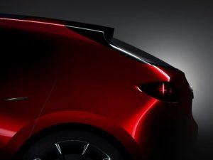 Mazda's product concept at Tokyo previews the next-generation Mazda3.