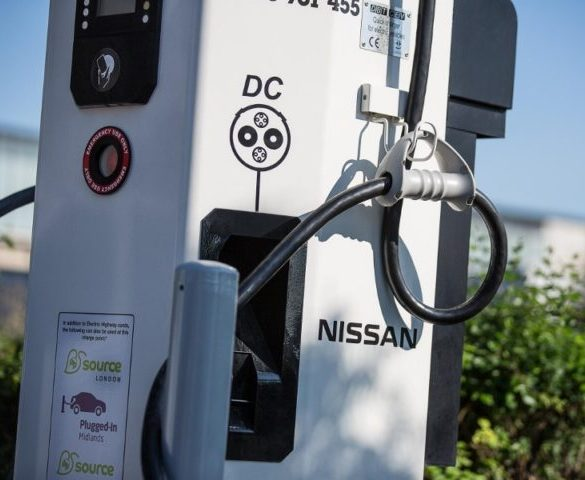 Electric Highway to include forecourt charging from next year