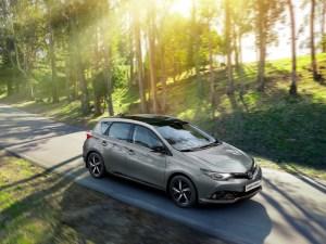 The 2018 Toyota Auris won't have a diesel option