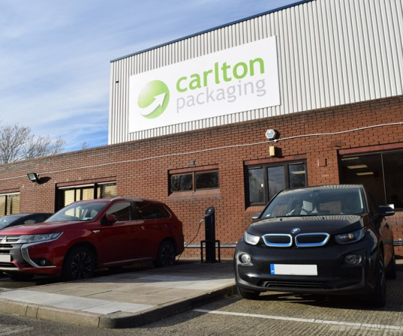 First charge points installed under Milton Keynes Go Ultra Low Cities infrastructure