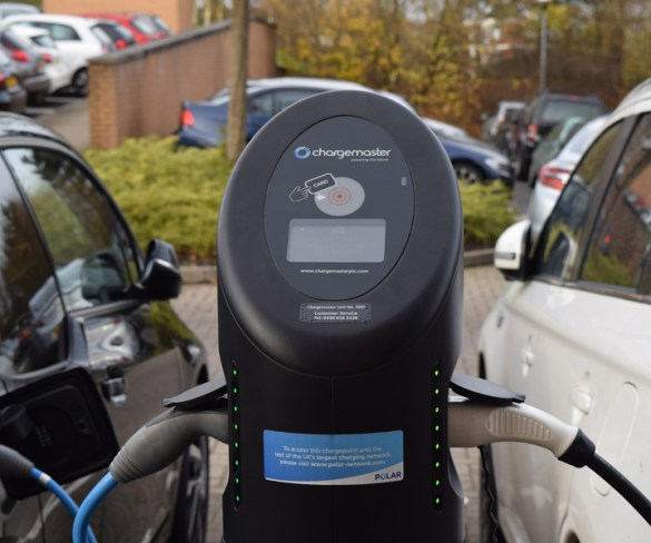 Lancashire to get 150 EV chargers