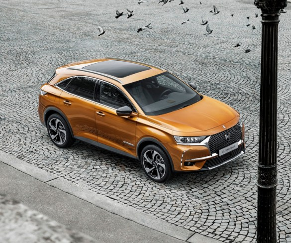 DS 7 Crossback SUV range, pricing and specification announced