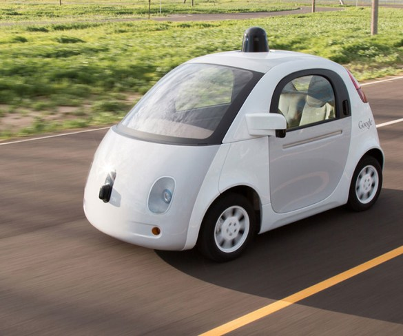 Budget 2017: Regulation changes to support driverless car tests