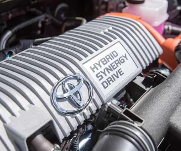 Technology Award: Toyota/Lexus Hybrids