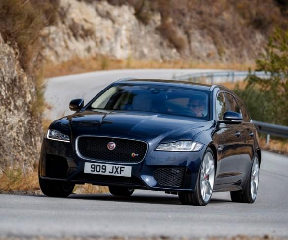 Jaguar XF Sportbrakes to provide VIP Heathrow travel