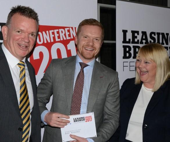Fleet Alliance scoops Leasing Broker of the Year Award