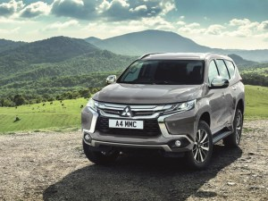 UK Launch For All-New Mitsubishi Shogun Sport In Spring 2018
