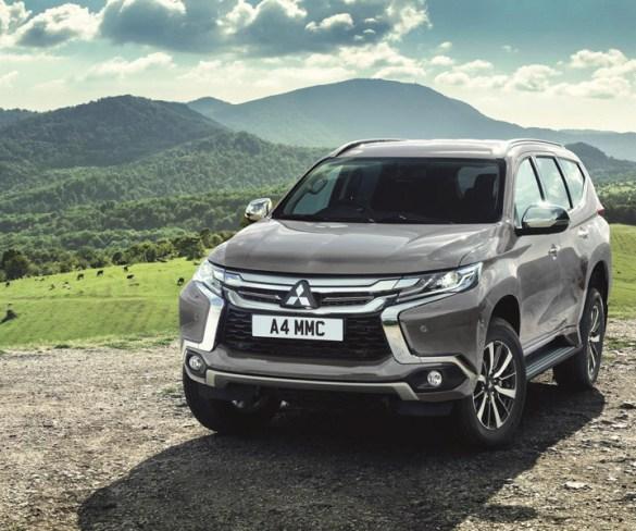 Mitsubishi Shogun Sport returns to UK
