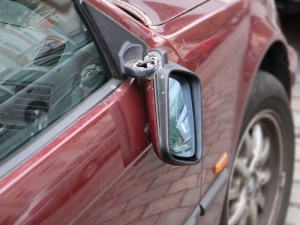 Police data shows a 10% rise in vehicle vandalism in three years