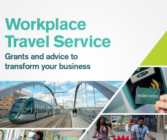 Workplace Travel Scheme brings support for Nottingham fleets