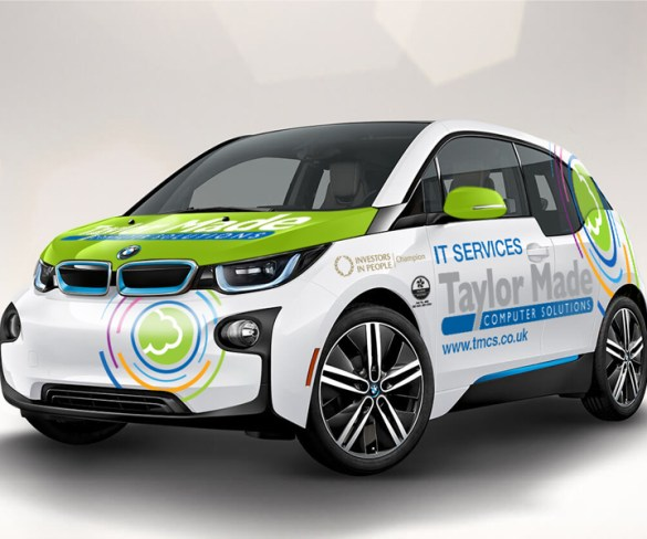 IT firm to swap to all-electric fleet