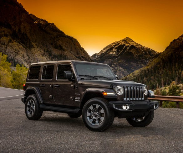 Jeep confirms plug-in hybrid power for new Wrangler