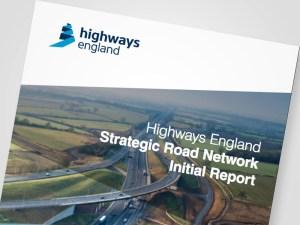 Highways England Strategic Road Network Initial Report