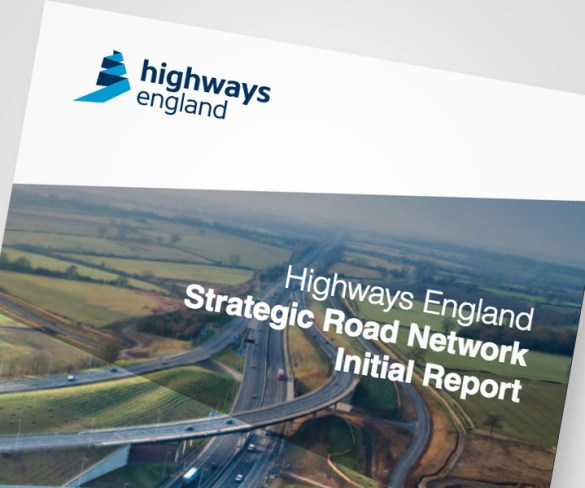 Smart motorways and A-road 'expressways' figure in new Highways England plans