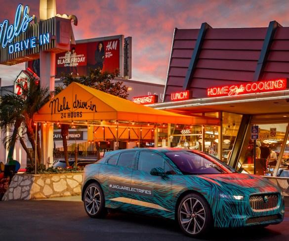 Jaguar I-Pace readies for 2018 reveal
