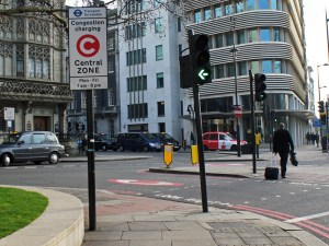 TfL confirms Congestion Charge fines to increase in New Year
