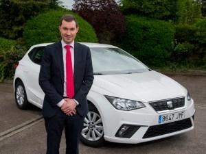 Peter McDonald, head of fleet and business sales, SEAT UK