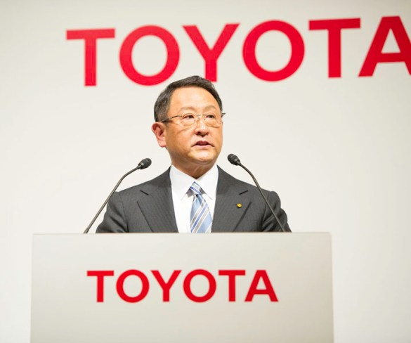 50% Toyota global sales to be electrified by 2030
