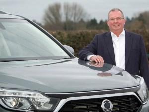 Nick Laird, managing director, SsangYong Motor UK