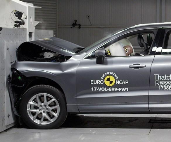 Euro NCAP reveals best-in-class cars of 2017