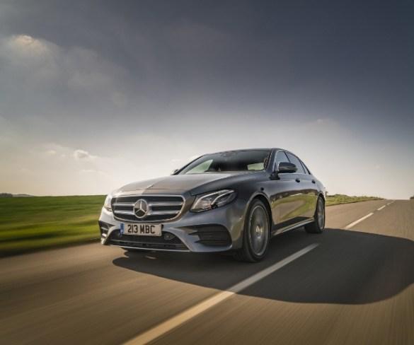 Road Test: Mercedes-Benz E220d AMG Line