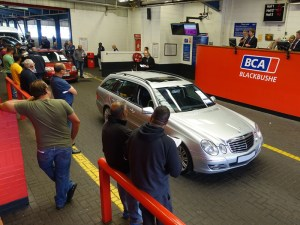 Average used car values at BCA reached a record value in December